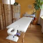 5 Behandlungsliege