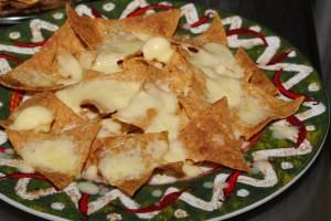 TexMex Nachos mit Käse